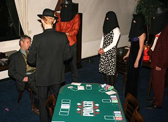theater poker