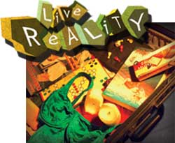 het Live Reality Huis Thuis